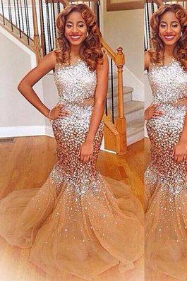 Qualität zuerst elegantes Aussehen bekannte Marke Meerjungfrau Abendkleider - Gillne.de