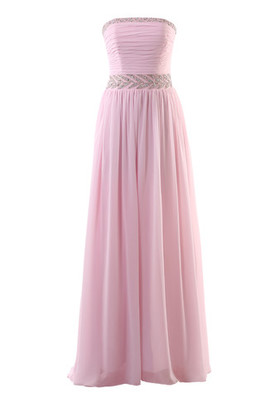 Klassisches Drapiertes Normale Taille Outdoor Langes Ballkleid