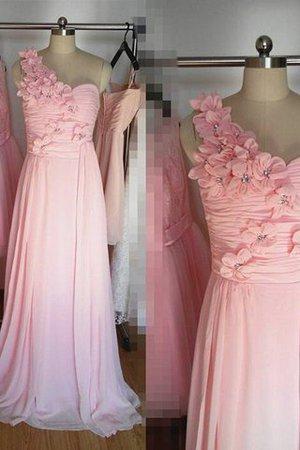 Sie möchten Ihr Luxushochzeitskleid kaufen 9ce2-ey6gm-chiffon-a-linie-ein-trager-normale-taille-bodenlanges-brautjungfernkleid